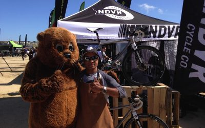 SIGHTS – NDVR Cycle Co Successful Launch at Sea Otter Classic