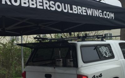 TASTES – Rubber Soul Brewing at the Fleche Buffoon